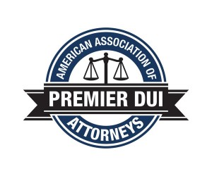 premier dui attorneys badge