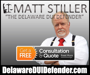 DUI in Delaware because the cop had a quota to fill